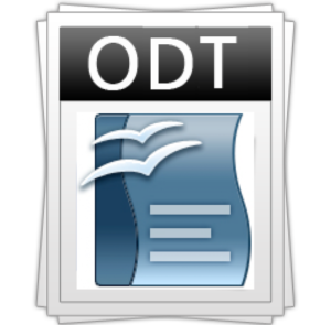 ODT bestandsformaat